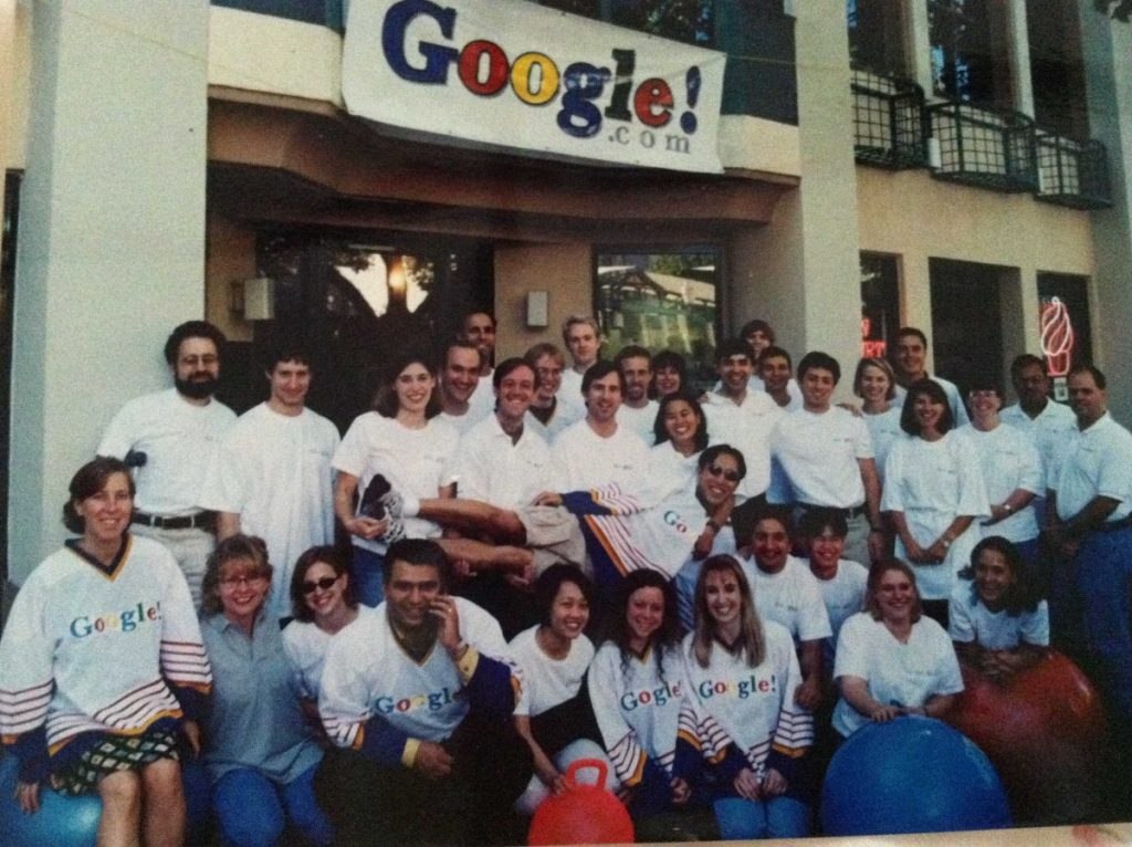 An early look at Google's team