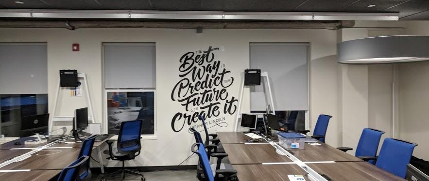 Iowa Coworking Space